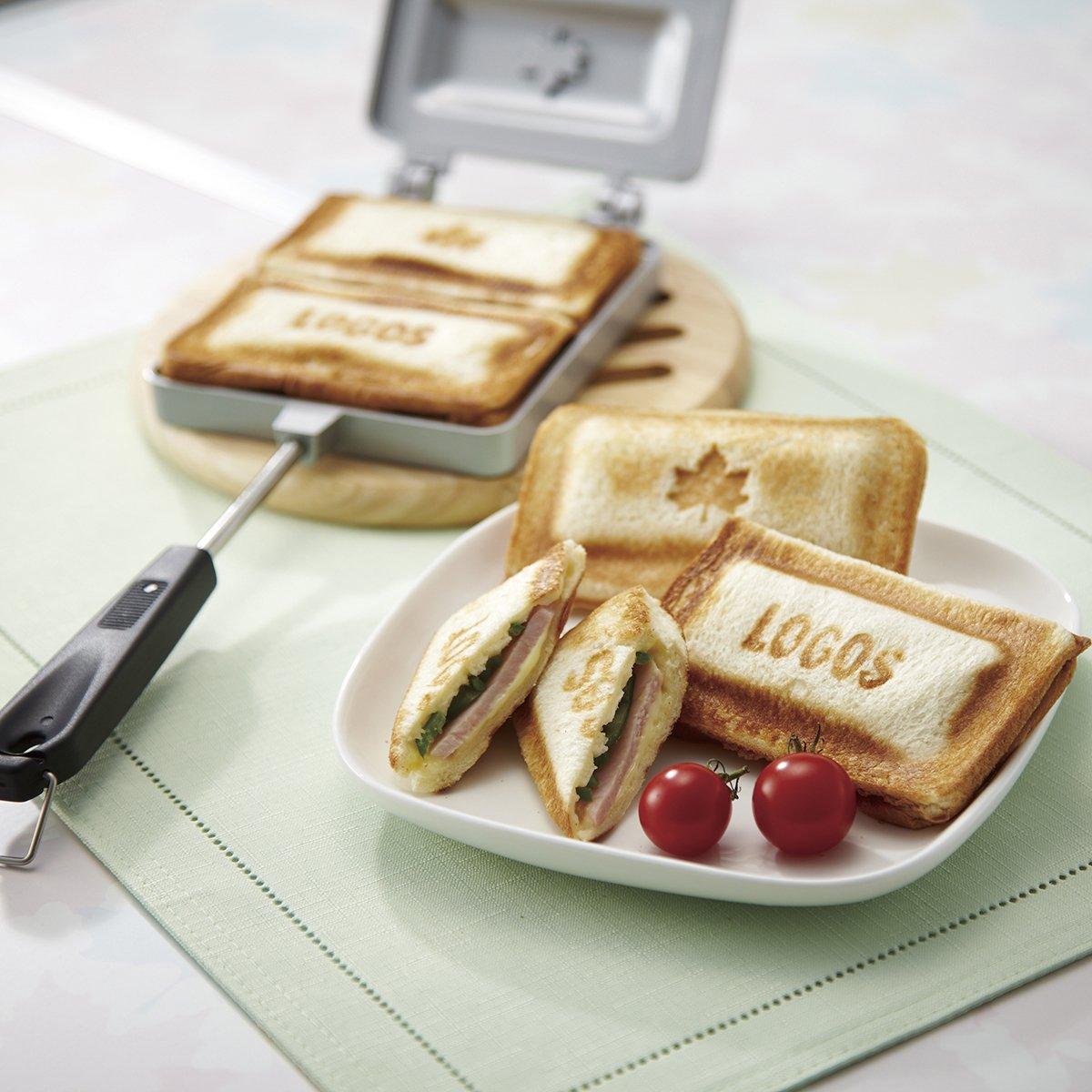 LOGOS ホットサンドパン
