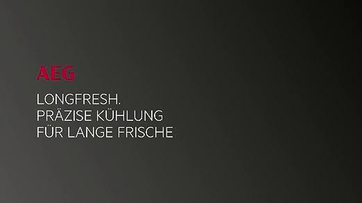 Bosch Kühlschrank Kälte Einstellen : Aeg sfe zf kühlschrank vollintegrierbar weiß a amazon