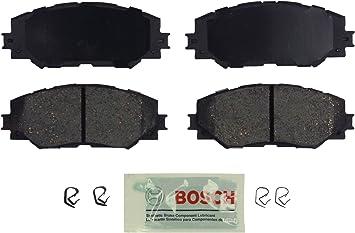 Bosch BE1592 Blue 1592 Disc Brake Pad Set