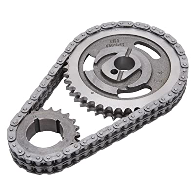 Edelbrock 7811 Performer-Link Timing Chain and Gear Set: Automotive