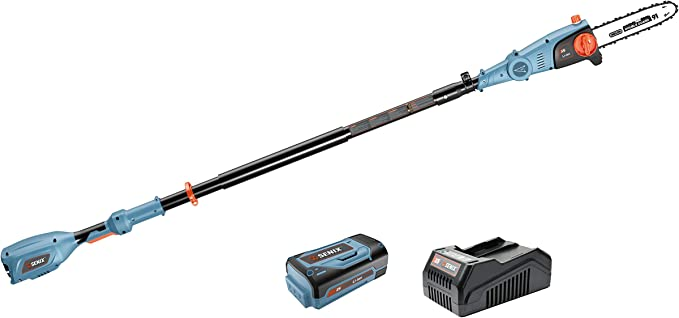 SENIX A01400145 CSPX5-M 10 Inch 58V Cordless Pole Saw
