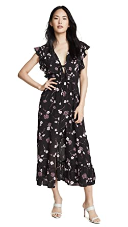 a4095e244a5b MINKPINK Women's Night Garden Maxi Dress at Amazon Women's Clothing ...