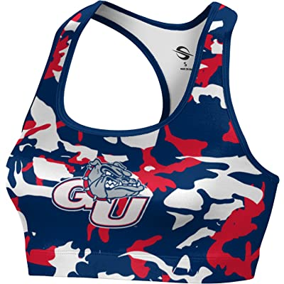 ProSphere Gonzaga University Women's Sports Bra - Camo