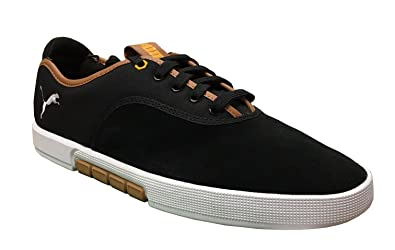 33c36218acf0 Puma New Mens Funist Lo MU Sneaker Black 10  Buy Online at Low Prices in  India - Amazon.in