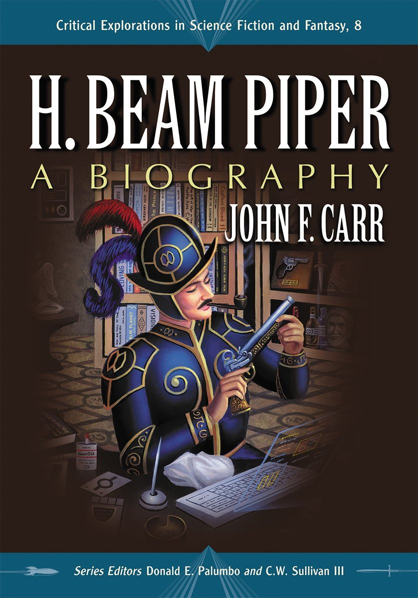 Image - H. Beam Piper - A Biography by Alan Gutierrez