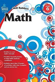 Amazoncom Grammar Grade 6 Skill Builders 0044222208820