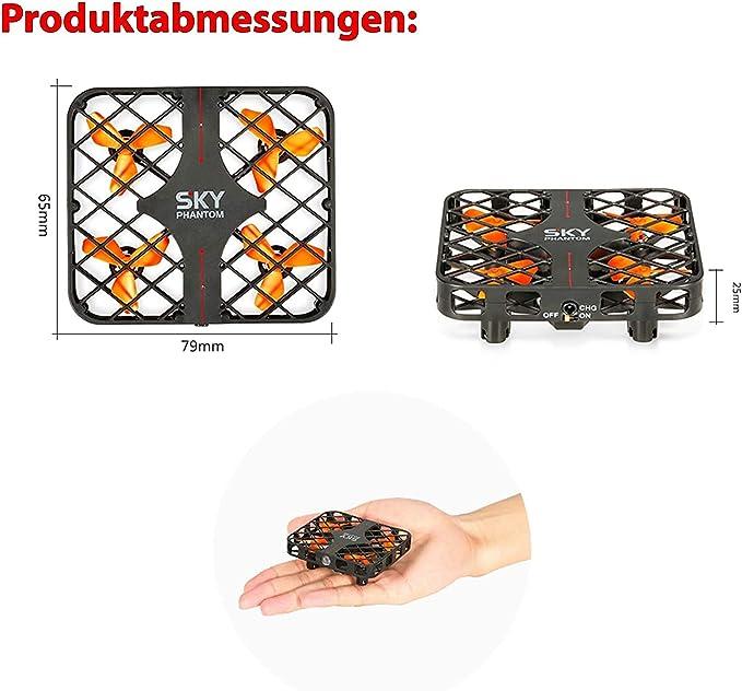 4.5 canales rc Flying teledirigido de pelota, dron, Quadcopter ...