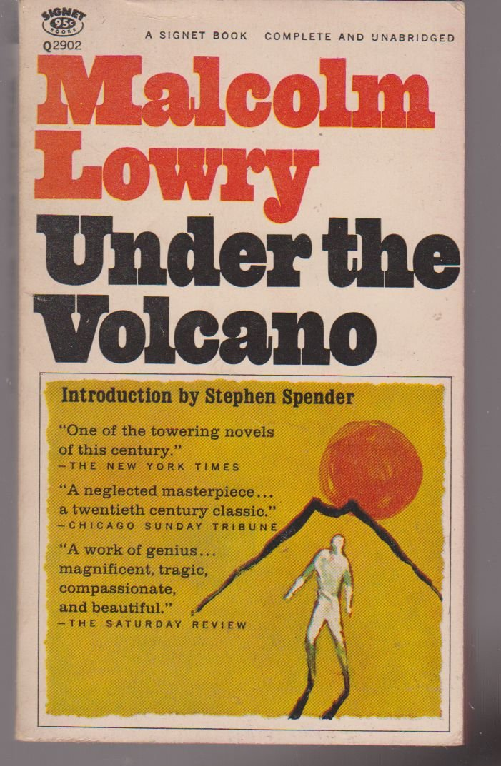 Under The Volcano (A Signet Book), Lowry, Malcolm