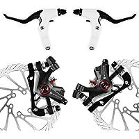 Afterpartz NV-5 G3/ HS1 Bike Disc Brake Kit Front & Rear 160mm Caliper Rotor BB5 BB7
