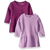 Baby Flexy 2 Pack Knit Long Sleeve Tunics
