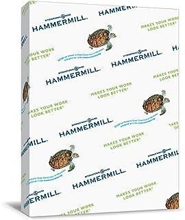 Amazon.com: HP Paper, Multipurpose Ultra White, 20lb, 11 x 17 ...