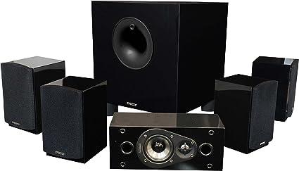 Energy Center Speaker From Energy 5.1 Take Classic Theater System Gloss Black