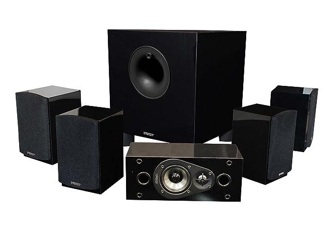 amazon com energy 5 1 take classic home theater system set of six rh amazon com