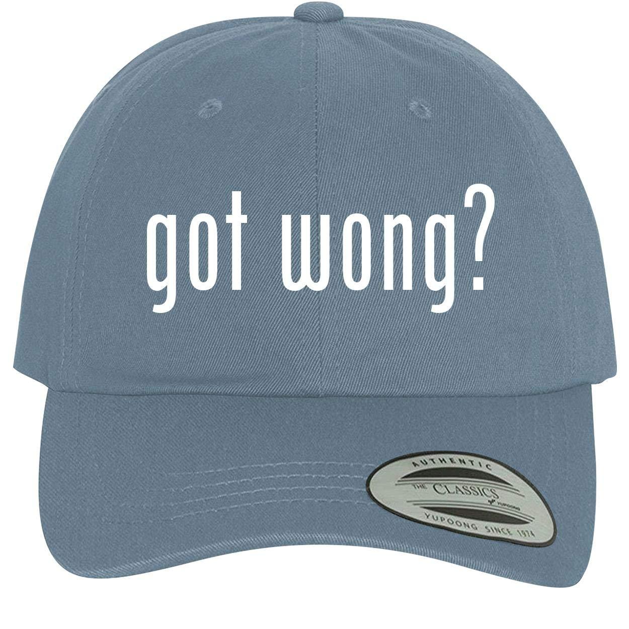 Comfortable Dad Hat Baseball Cap BH Cool Designs got Wong?
