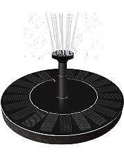 LATITOP Fuente Solar, Bomba De Mejorada, Kit De Bomba De Agua Solar Al Aire