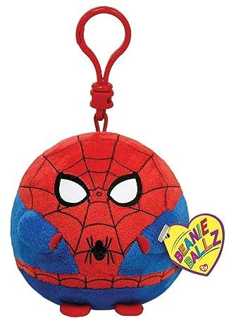 Ty - Llavero Spiderman (TY38331): Amazon.es: Juguetes y juegos