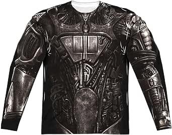 Long Sleeve: Star Trek- Borg Costume Tee (Front/Back) Longsleeve Shirt