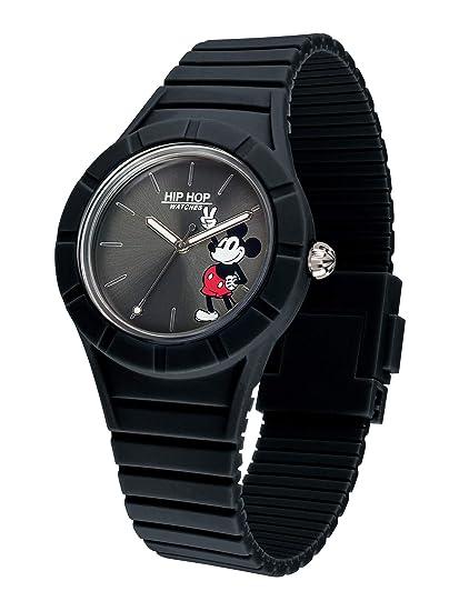 Hip Hop Watches - Reloj para Hombre - Edición Especial Aniversario de Mickey Mouse - Colección