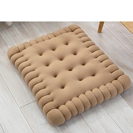 Cuscini A Biscotto.Cuscino Per Sedia Cuscino Biscotto Imbottitura Cuscini A 50x60cm