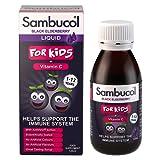Sambucol Black Elderberry for Kids 120ml liquid