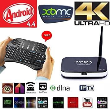 Upgraded Version CS918 Plus Rk3288 Smart Android 4K Tv