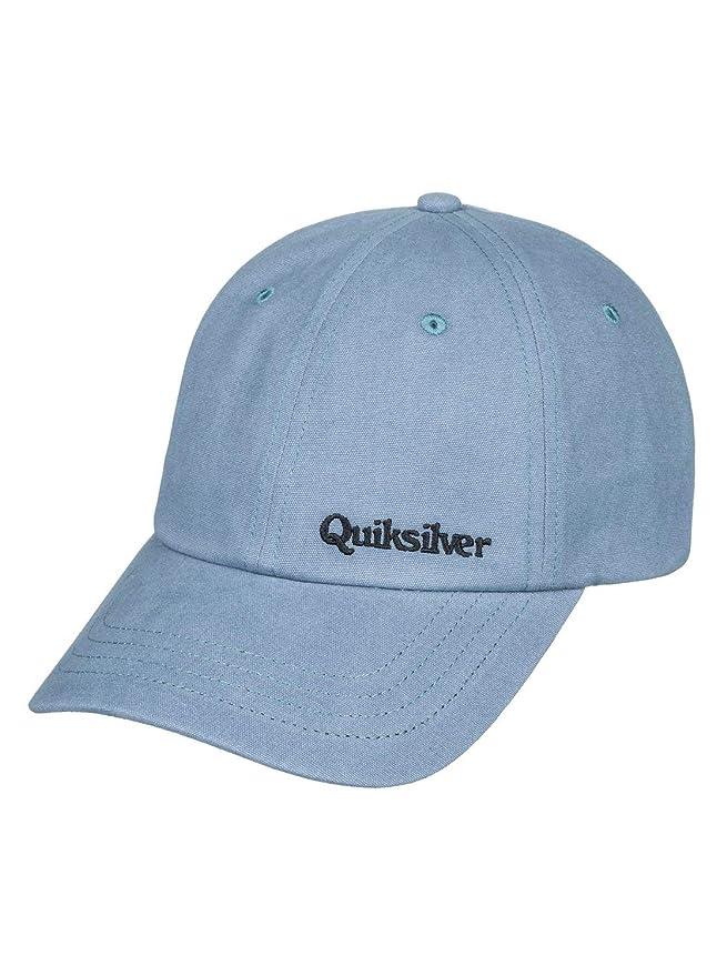Quiksilver - Gorra con cincha Posterior de Ajuste - Hombre - One ...