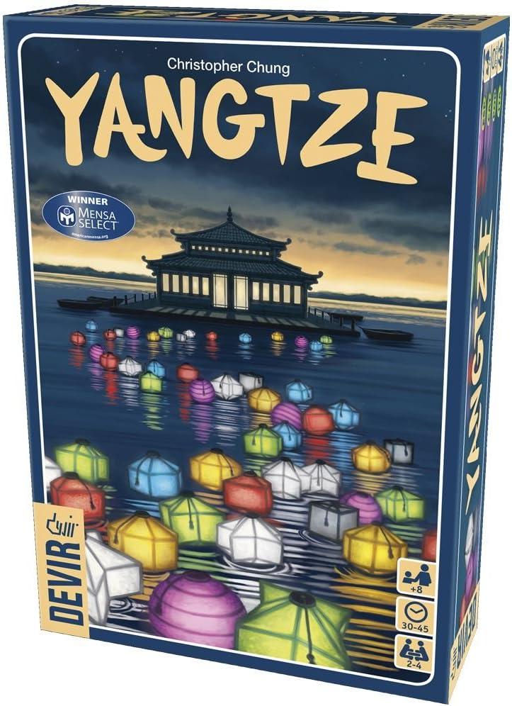 Devir Yangtze, Miscelanea (BGYANG)