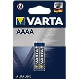 (LR 61 / AAAA, Pack of 2) - Varta AAAA Size Alkaline Batteries (Pack of 2)