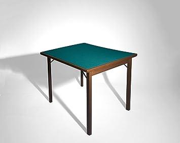 Del Fabbro - Mesa de juegos plegable, 711big: Amazon.es: Bricolaje ...