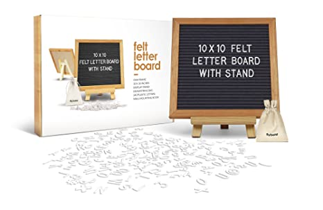 Office & School Supplies Hospitable Characters For Felt Letter Board 340 Piece Numbers Symbols Alphabets And Emojis Presentation Boards