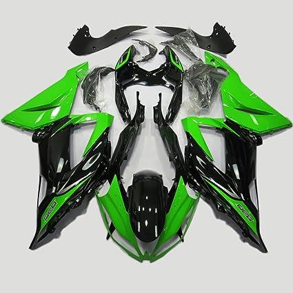ABS plástico inyectado Moto verkleidung Fit Kawasaki Ninja ...