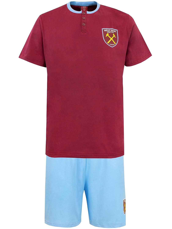 Premier League Pijama para Hombre West Ham United FC: Amazon.es ...