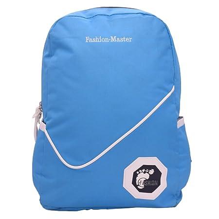 KEKEMI LTB064 20 L Classic Backpack  Sky Blue  Casual Backpacks