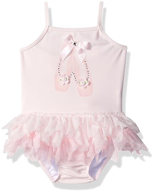 Amazon.com: kate mack bebé niñas Prima bailarina tutú traje ...