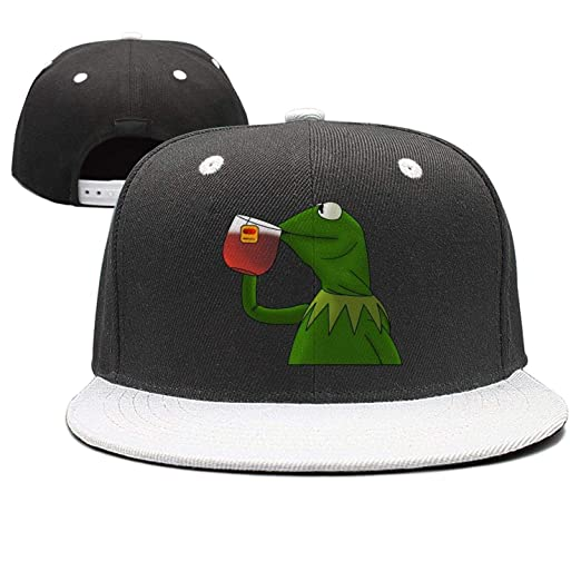 Kermit-The-Frog- Truckers Caps Adjustable Baseball Hat for Womens ... aee2cc525