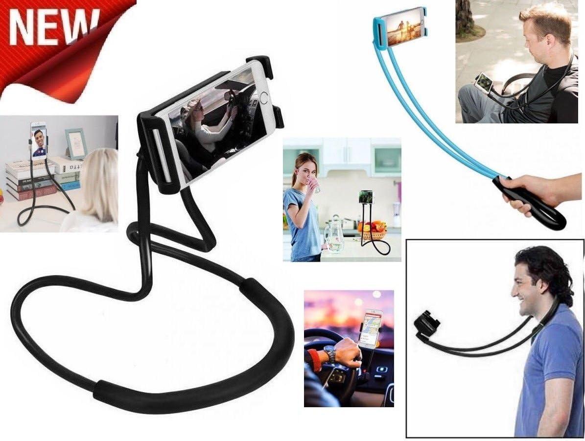 IDOR STORE Soporte Smartphone Móvil Tablet Cuello Largo Collar ...