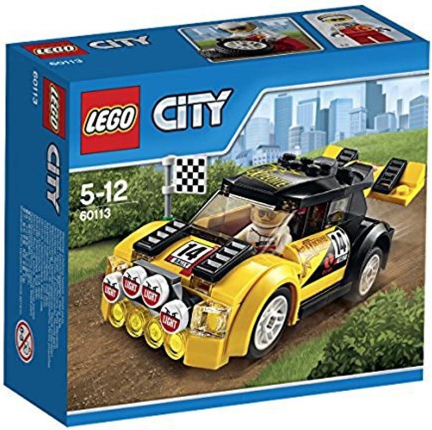 LEGO City - Coche de Rally, Multicolor (60113): Amazon.es: Juguetes y juegos