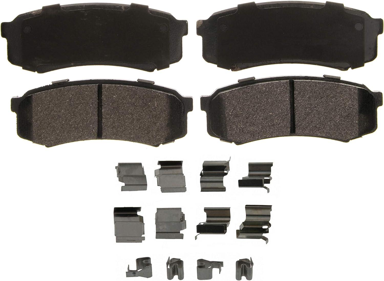 Disc Brake Pad Set-QuickStop Disc Brake Pad Front Wagner ZD976