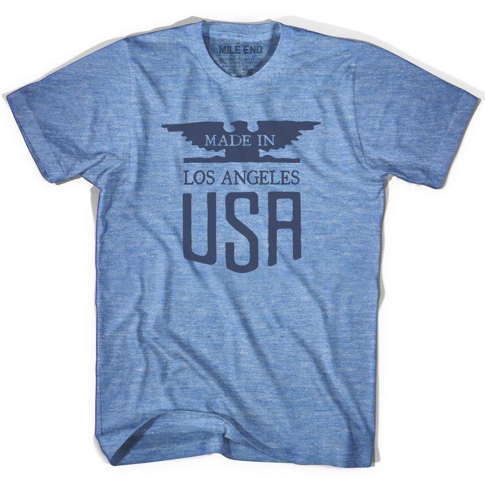 Made In USA Los Angeles Vintage Eagle T-shirt
