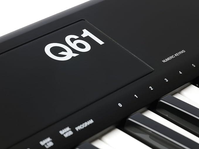 ALESIS Q61: Amazon.es: Instrumentos musicales