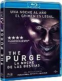 The Purge: La Noche De Las Bestias [Blu-ray]