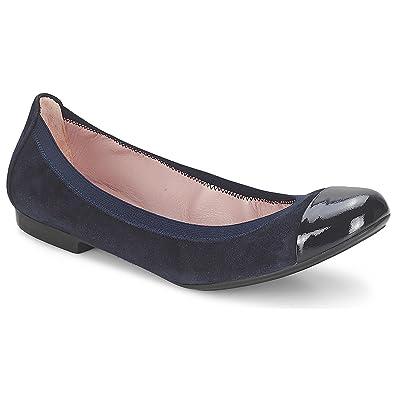 37726bbdb899 PRETTY BALLERINAS womens SHIRLEY NAVY Flat shoes 8  Amazon.co.uk ...