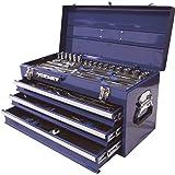 SIGNET (シグネット)   50PC メカニックツールセット  ブルー 800S-5016BL