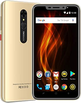 Moviles Libres 4G, AOYODKG A9+ Android 9.0 Smartphone Libre, 16GB ...