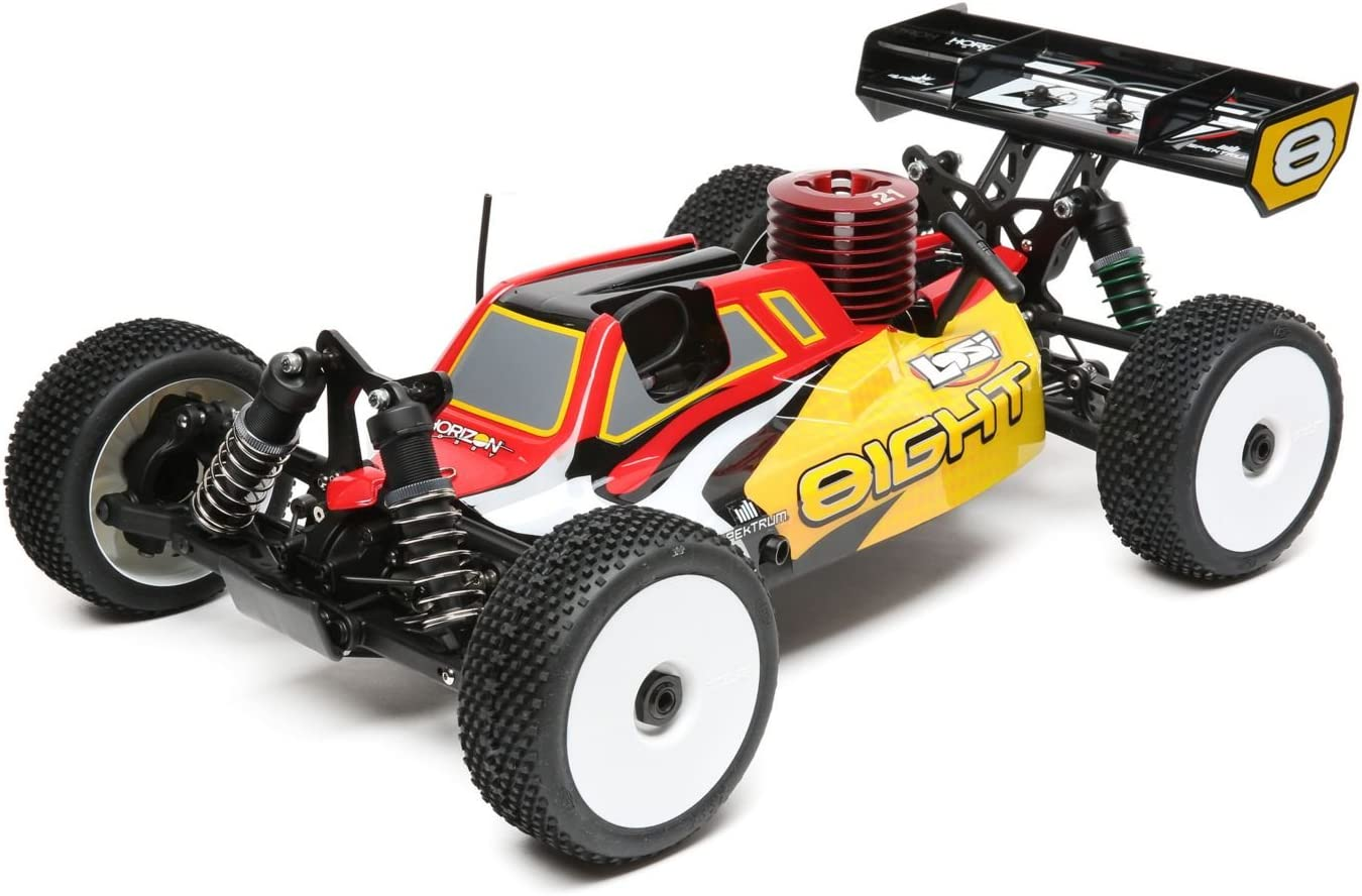 Top 8 Best Nitro Rc Cars Reviews In 2021