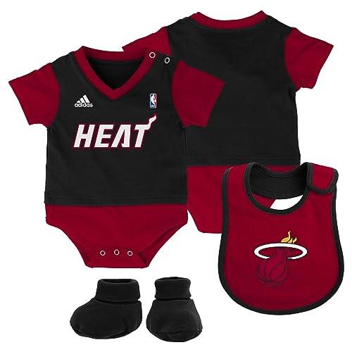 premium selection f27ce f5716 usa miami heat baby jersey c430d f5d1d