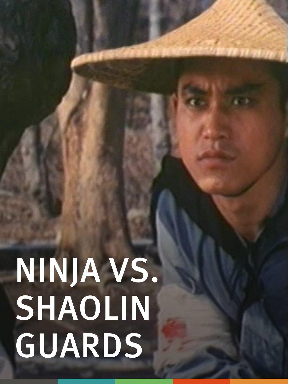 Amazon.com: Watch Ninja vs. Shaolin Guards | Prime Video