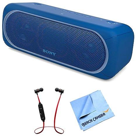 Review Sony XB40 Portable Wireless