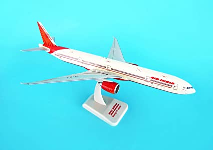 Aircraft Scale Model, Air India Boeing 777-300ER NC 1:200 (with Landing  Gear)