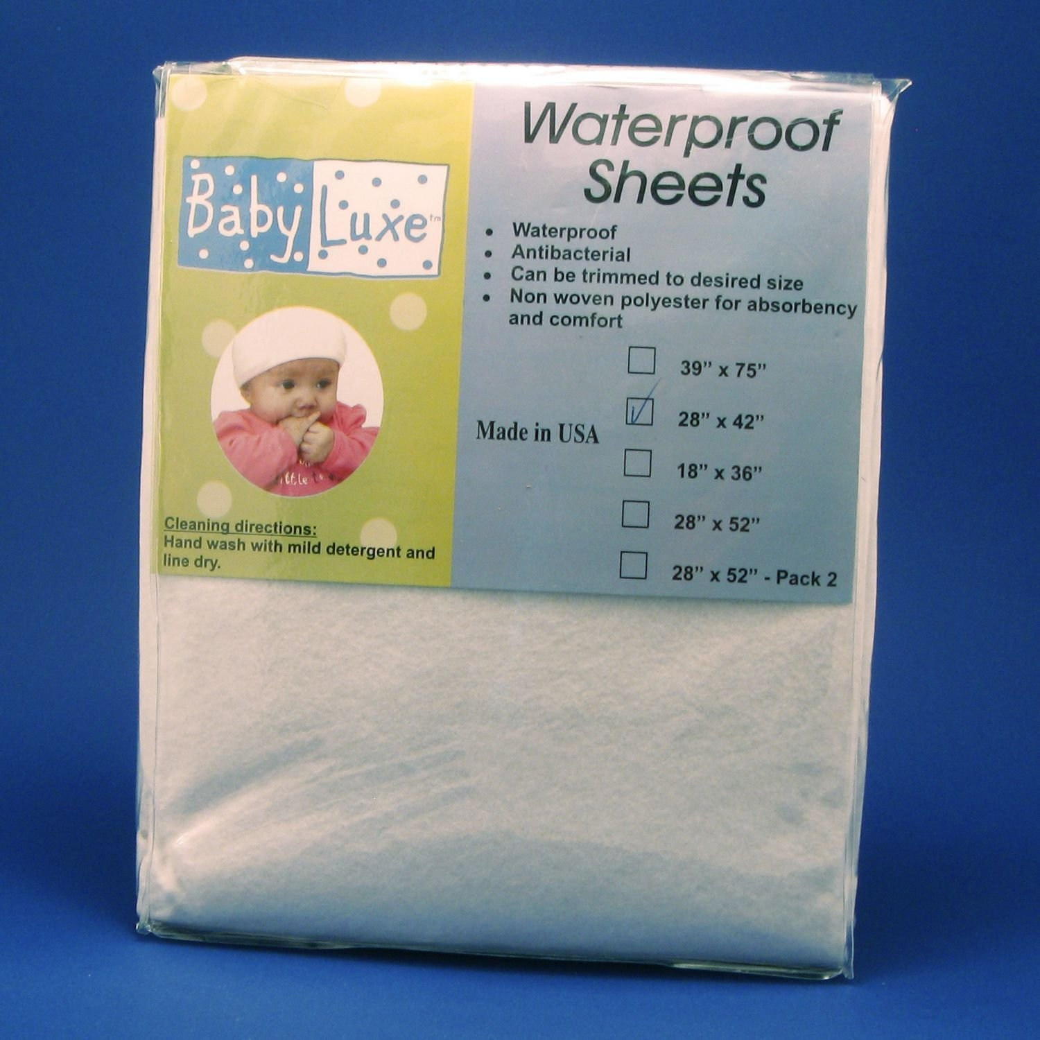 Amazon.com: L.A. BABY impermeable Pack N Play Hoja: Baby